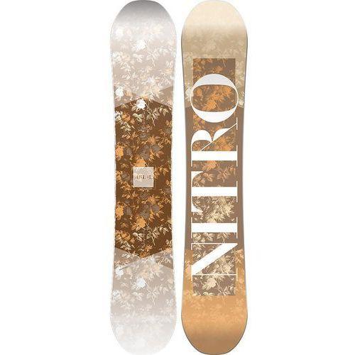 Nitro Nowa deska snowboardowa arial 138cm 2018
