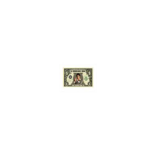 Scarface człowiek z blizną - dollar bill - reprodukcja marki Galeria