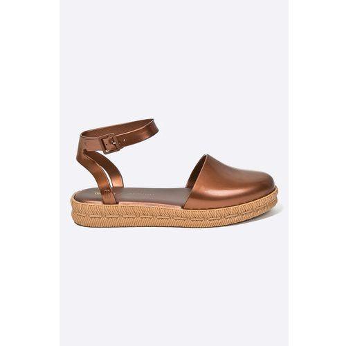 - sandały espadrille + jason wu marki Melissa