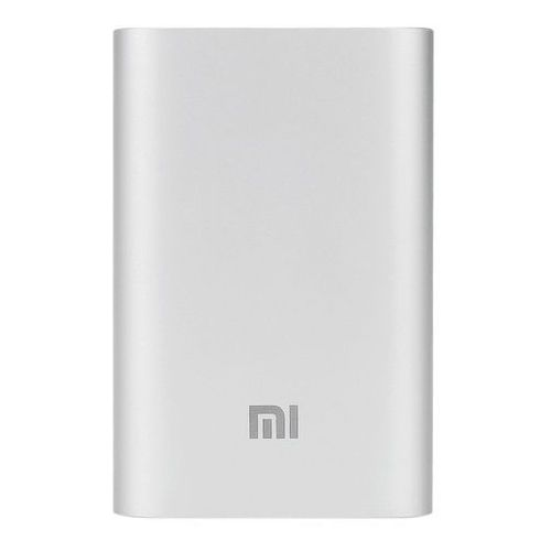 Powerbank 10000 mah srebrny marki Xiaomi