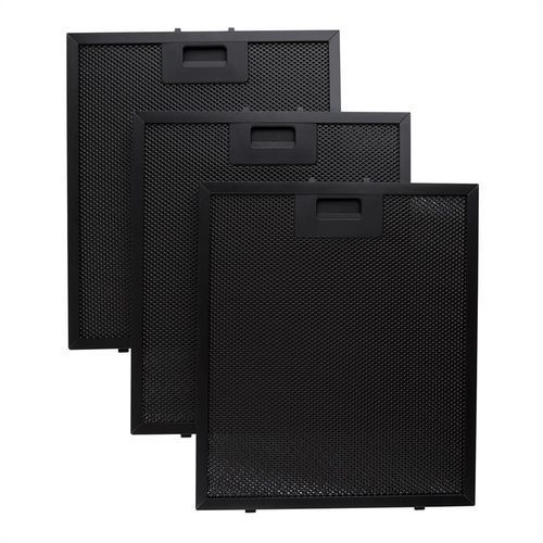 Klarstein filtr przeciwtłuszczowy 26,5 x 31cm filtr wymienny filtr zapasowy (4260486155281)