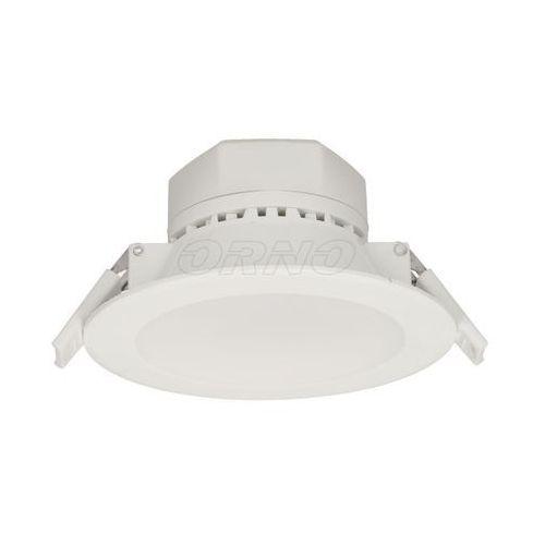 Lampa sufitowa ORNO 10W AURA Downlight LED Ø115mm - produkt z kategorii- Lampy sufitowe
