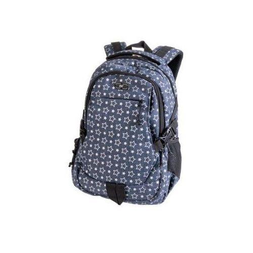 Plecak SPOKEY 920777 Granatowy + DARMOWY TRANSPORT! (5902693207771)