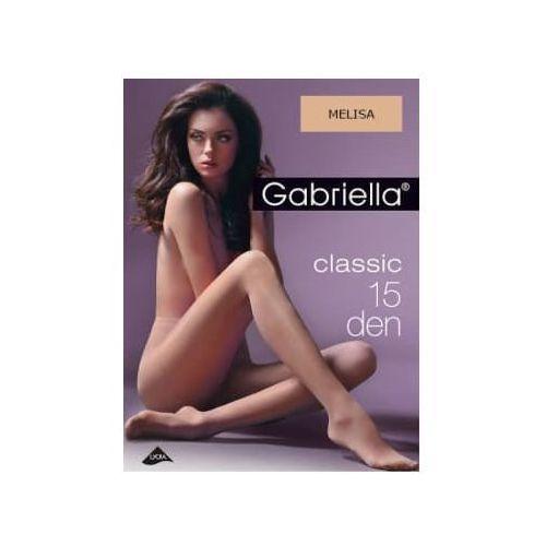 Rajstopy classic 15 den, rozmiar 2, kolor melissa, Gabriella