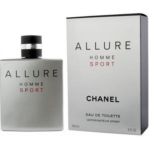 Chanel Allure Sport Men 150ml EdT. Tanie oferty ze sklepów i opinie.