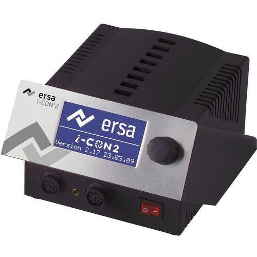Zasilacz do stacji lutowniczej wyświetlacz: cyfrowy 120 W Ersa 0IC203A +150 do +450 °C - sprawdź w wybranym sklepie