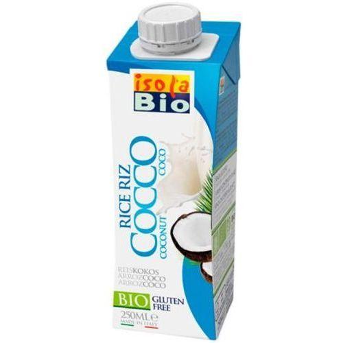 Isola bio Napój ryżowy kokosowy bezglutenowy bio 250 ml (8023678425304)