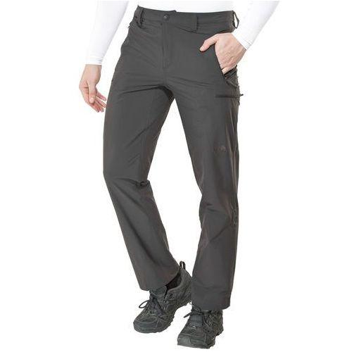 The North Face EXPLORATION Spodnie materiałowe asphalt grey, T0CL9R