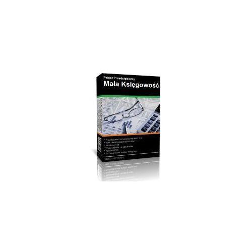 Fineco software Pakiet przedsiębiorcy małą księgowość - lic.elektroniczna