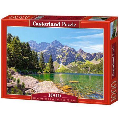 Morskie oko, tatry puzzle marki Castorland