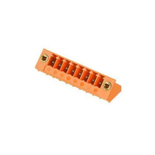 Obudowa męska na PCB Weidmüller 1 976 740 000, Ilośc pinów 2, Raster: 3.81 mm, 50 szt., SC 3.81/02/135F 3.2SN OR BX