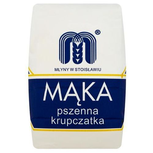 Mąka krupczatka 1kg marki Stoisław