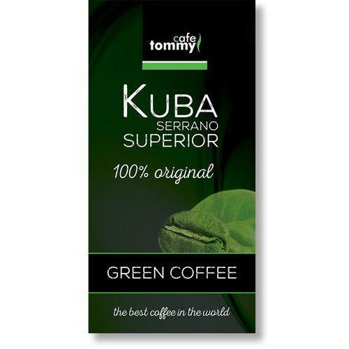 Zielona kawa Kuba Serrano Superior 1 kg, kup u jednego z partnerów