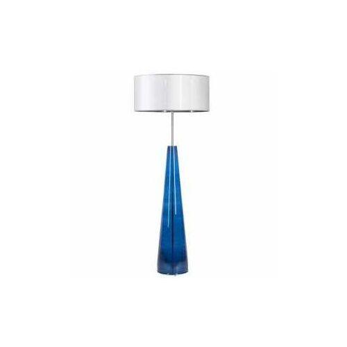 4 concepts berlin navy l232310331 lampa stojąca podłogowa 1x60w e27 niebieski marki 4concepts