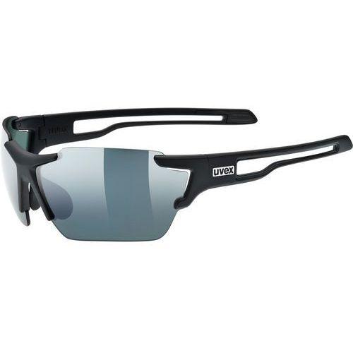 Uvex sportstyle 803 colorvision okulary rowerowe czarny 2019 okulary sportowe