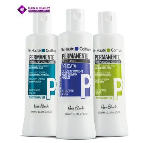 RENEE BLANCHE Haute Coiffure Permanente Capelli Fragili Płyn do trwałej włosy delikatne 300 ml (8006569000064)