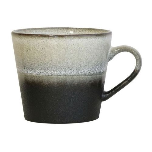 Hk living kubek ceramiczny 70's do cappuccino rock ace6052