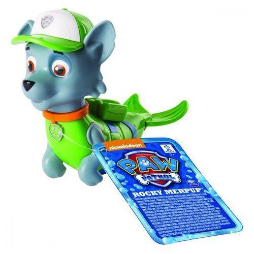 Spin master Psi patrol figurka pływająca, rocky - . darmowa dostawa do kiosku ruchu od 24,99zł (5902002964050)