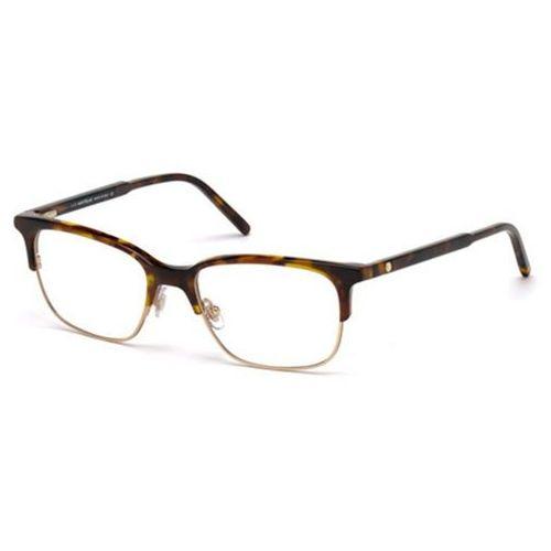 Okulary korekcyjne mb0552 052 marki Mont blanc