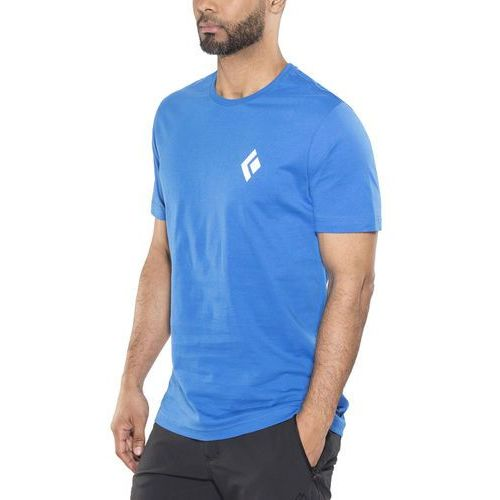 Black diamond equipment for alpinists tshirt z nadrukiem atlantis