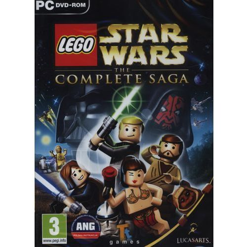 OKAZJA - Lego Star Wars The Complete Saga (PC)