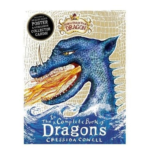 Incomplete Book of Dragons, Cowell, Cressida