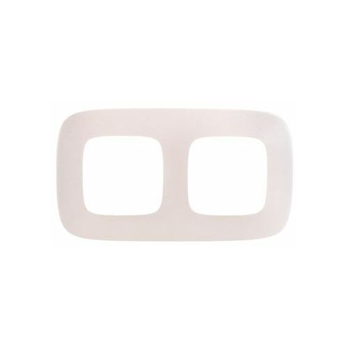 Legrand Ramka podwójna valena allure 754412, perłowa (3414970752376)