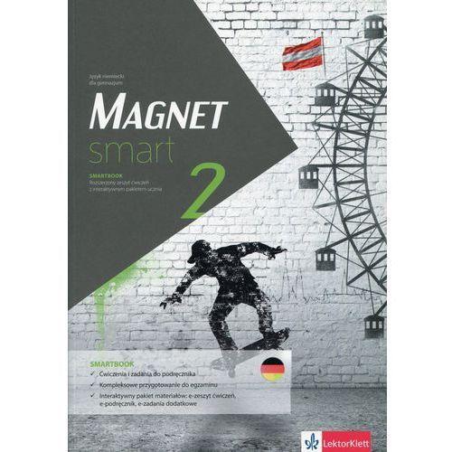 Język niemiecki, klasa 1-3, Magnet smart 2, zeszyt ćwiczeń, Lektorklett + DVD (104 str.)
