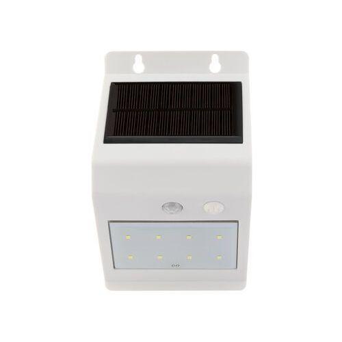 solarna lampa ścienna led z czujnikiem ruchu, 2 sztuki marki Livarno home