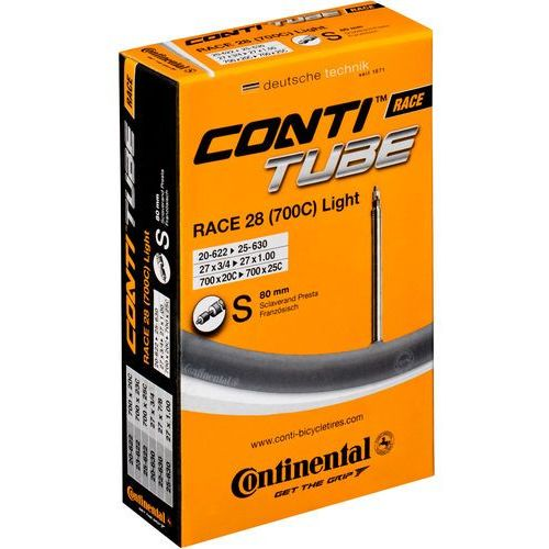 "Continental Race 28 Light Tube 28"" 28"" (18/25-622/630) SV 60mm 2020 Dętki"