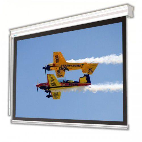 Ekran ręcznie rozwijany Avers Cirrus X Crank 240x135cm, 16:9, White Ice, 366