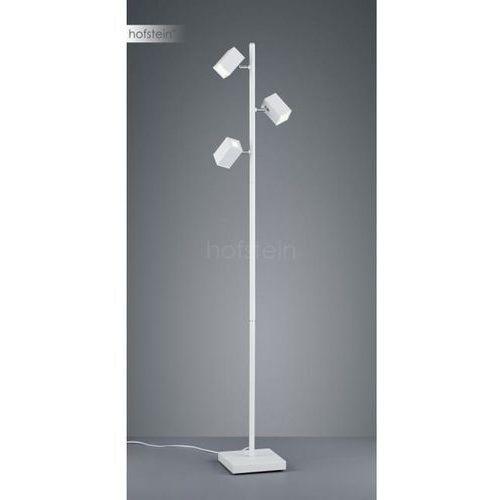 Trio Lagos 427890331 lampa stojąca podłogowa 3x4,7W LED biała/biała (4017807383874)
