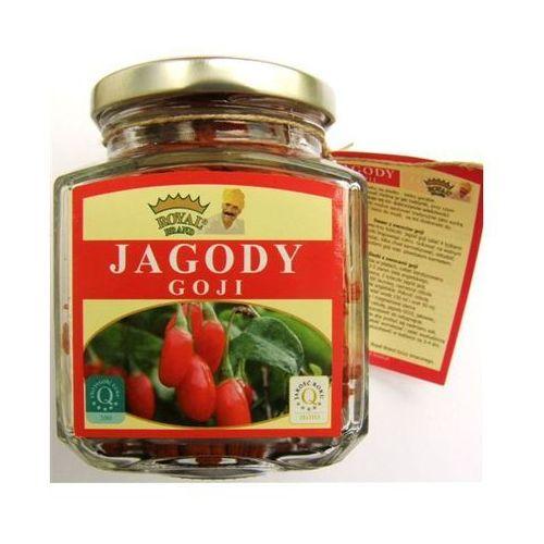 Jagody goji - specjalnie selekcjonowane 120 g marki Royal brand