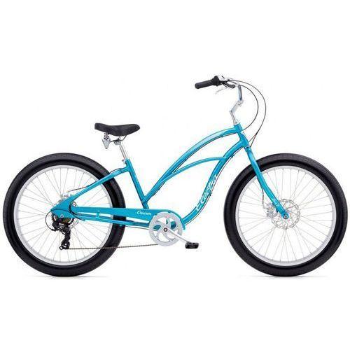 "Rower  (26"") cruiser lux fat tire 7d niebieski metalik marki Electra"