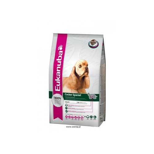 EUKANUBA Adult Cocker Spaniel 2,5kg (8710255120324)