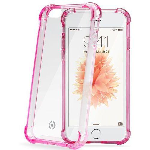 Etui CELLY Armor 700 do iPhone 5 / 5S / SE Różowy