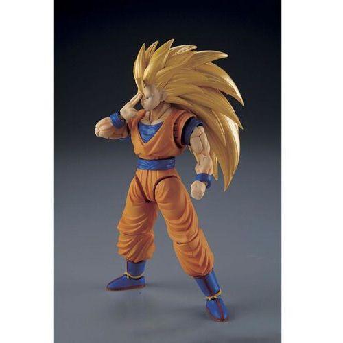 Figurka BANDAI Dragon Ball Son Goku SS3 Figure-rise Standard, 2_219984