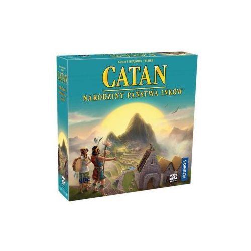 Catan: narodziny państwa inków. gra planszowa marki Galakta