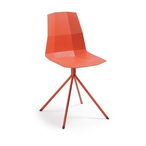 9design Krzesło pixi czerwone - czerwony