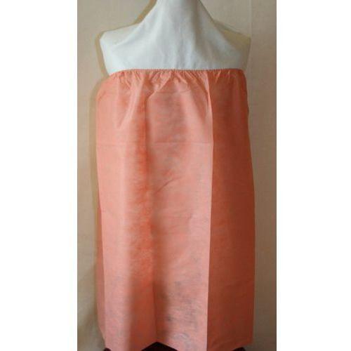 Pareo Włókninowe Morelowe 5szt, kolor pomarańczowy
