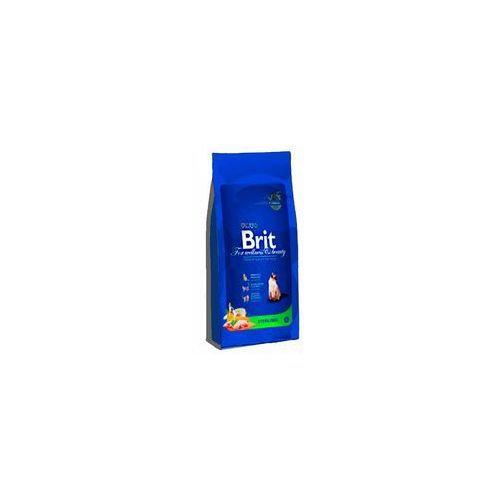 BRIT Premium Sterilised Cat 1,5kg - 1500