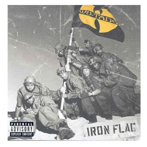 Sony music entertainment Wu-tang clan - wu-tang iron flag (5099750475225)