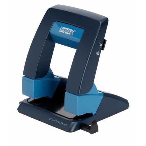 Dziurkacz RAPID SP30 PressLess 30k. - niebieski