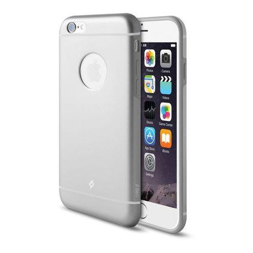 Etui TTEC 2PNA177G SlimGuard do Apple iPhone 6/6S Szary, kolor szary
