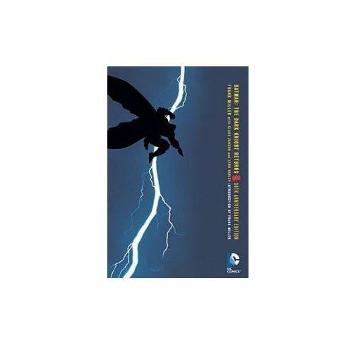 Batman: The Dark Knight Returns 30th Anniversary Edition (9781401263119)