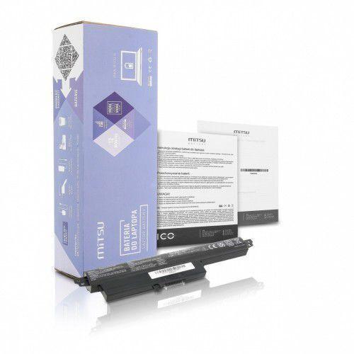 Mitsu Bateria do Asus Vivobook S200, X200 2200 mAh
