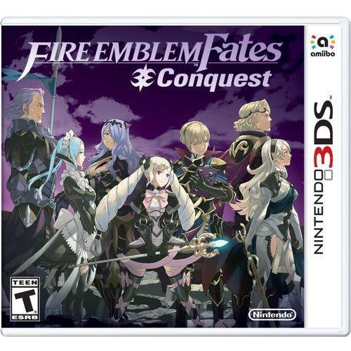 gra 3ds fire emblem fates: conquest marki Nintendo