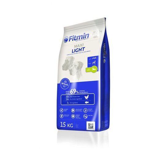 Fitmin sucha karma dla psa Maxi Light - 15kg (8595237006458)