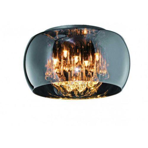 Trio Sorpetaler vapore lampa wisząca chrom, 5-punktowe - nowoczesny - obszar wewnętrzny - vapore - czas dostawy: od 2-3 tygodni