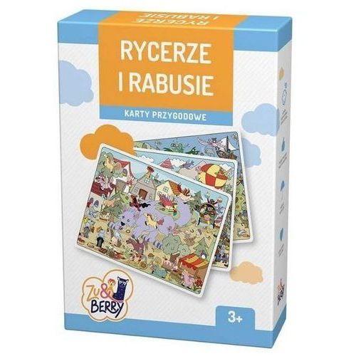 Trefl kraków Rycerze i rabusie (5904262950583)
